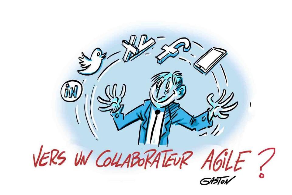 Collaborateur Agile