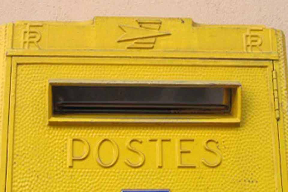 Logo ancien  La Poste
