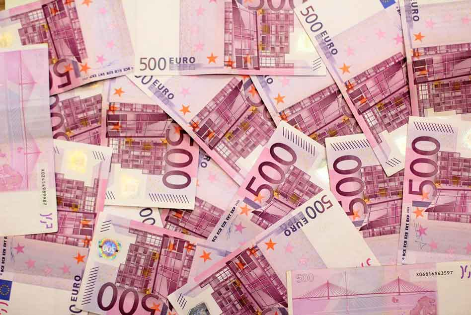 Billets 500 euros