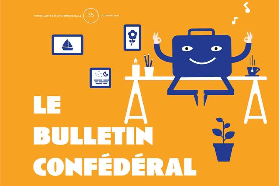Bulletin confédéral 35