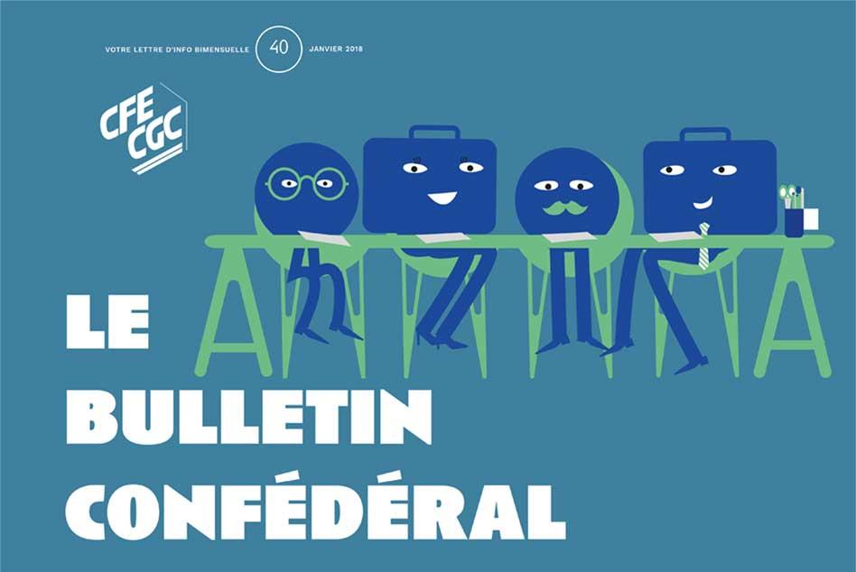 Bulletin confédéral 40