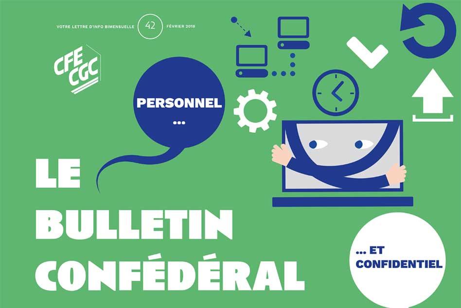Bulletin confédéral 42