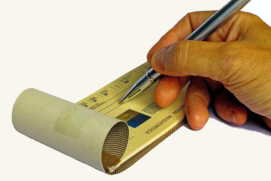 Carnet de chèque