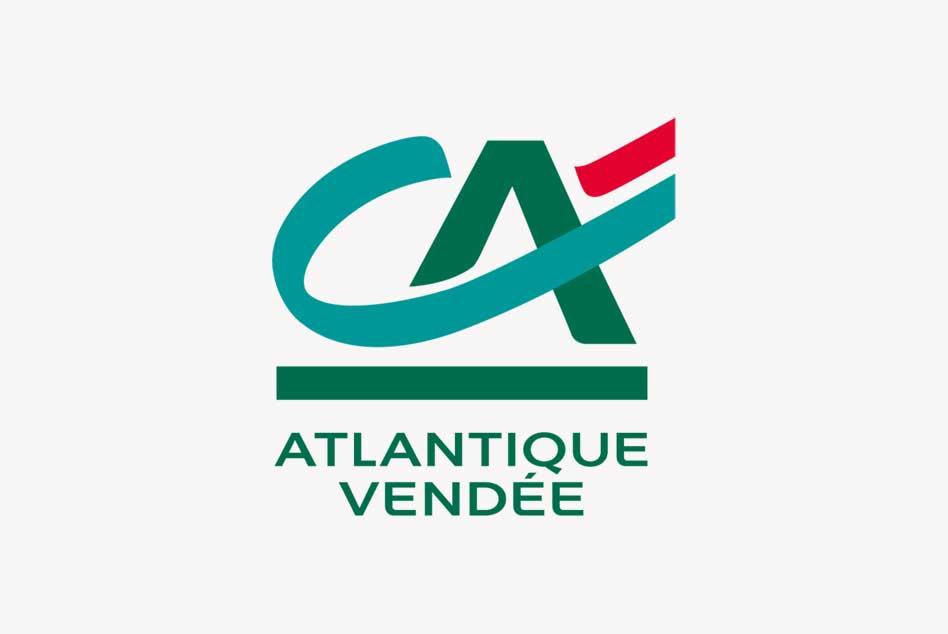 Logo CA Atlantique Vendée