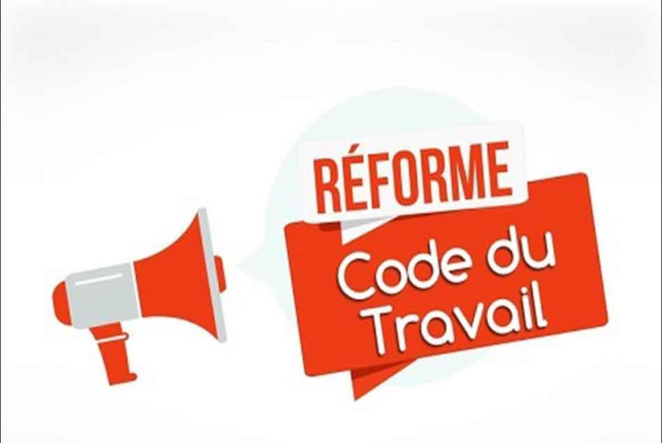 Réforme code du travail