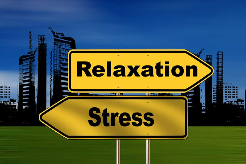 Relaxation - stress